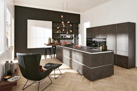 Moderne keuken voor individualisten